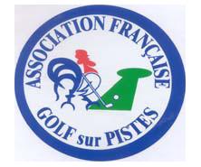 Logo de l'Association Française de Golf sur Pistes de 1988 à 1999