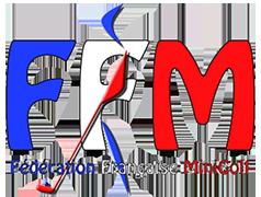 Logo Fédération Française de MiniGolf 2010 à ce jour